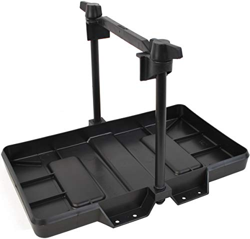 - Attwood 9091-5 Battery Tray, 27 series, Black
