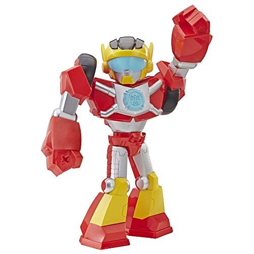 (Playskool Heroes Transformers Rescue Bots Academy Hot Shot)