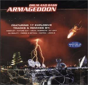 Various - Armageddon (Drum And Bass)