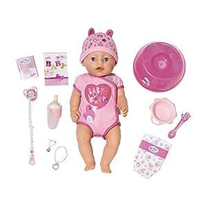 Amazon.com: Baby Born Interactive Girl: Toys & Games