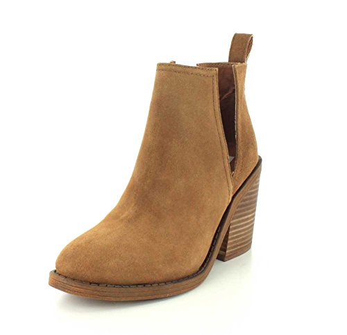 Women's Madden Steve Sharini Boot Chestnut 67xq54Z