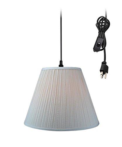 New 17 Pleat Lamp Shades - 7