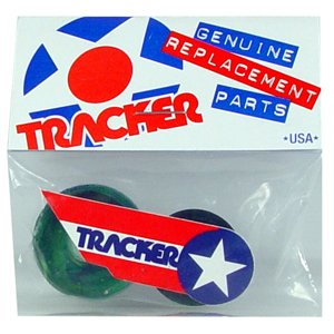 Tracker - Superball Green Swirl,97A (Superball Bushing Bearing)