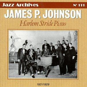 Harlem Stride Piano 1921-1929