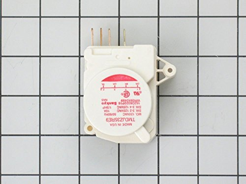 GE WR9X489 Refrigerator Defrost Control - Timer Ge Refrigerator Defrost Control