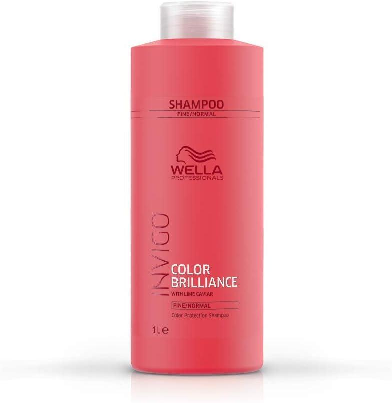 WELLA Invigo Color Brilliance Shampoo Fijn en Normaal Haar 1000ml