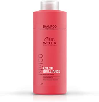 Oferta amazon: WELLA Invigo Color Brilliance Shampoo Fijn en Normaal Haar 1000ml