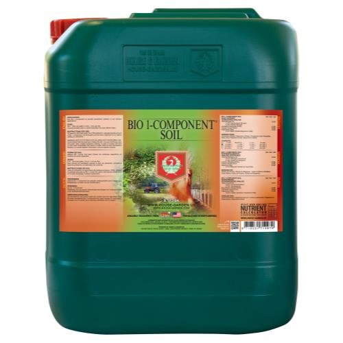 House and Garden Bio 1-Component Soil 5 Liter ()