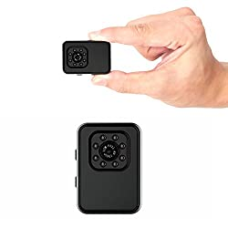 1080p Hd Mini Camera Recorder Tiny Digital Video Photo Camera With Ir Night Vision Motion Detection (C3)