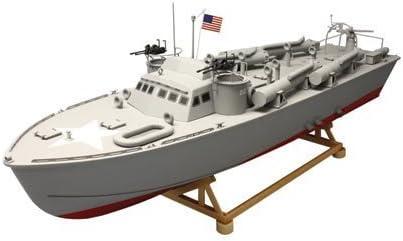 Higgins PT212 Patrol Torpedo Boat Kit w//8 Beam 1-31 Dumas