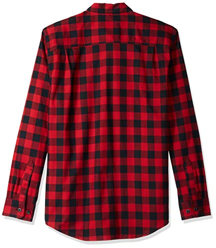 Flannel Red Classic Buffalo R Timberland Men's Work Shirt Check Pro value 08nSIq