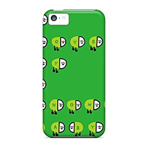 Oilpaintingcase88 Cases Covers Protector Specially Made For Iphone 5c Green Beans Hd