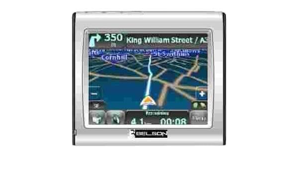 Belson BNP-95 - Navegador GPS (3.5 pulgadas): Amazon.es: Electrónica