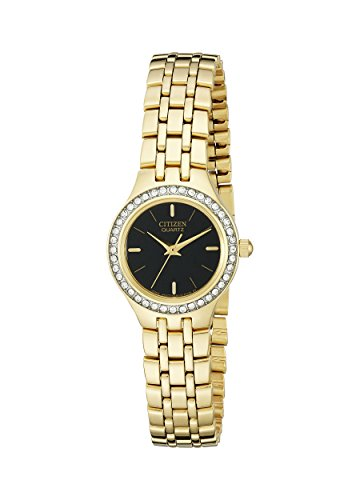 Citizen Women's Quartz Watch with Crystal Accents, EJ6042-56E (Watch 56e)