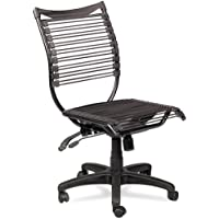 Balt Seatflex Managerial Office Chair, Swivel/Tilt Chair with Arms, Black (34421)