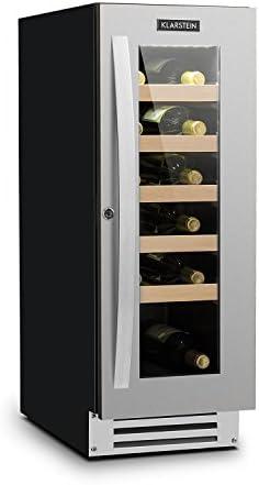 ESPACIOSO: La Vinovilla Smart de Klarstein convence por su capacidad interior de hasta 50 litros de