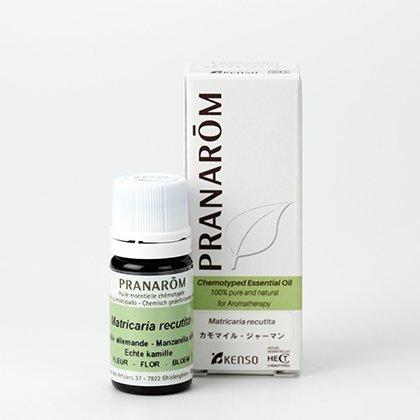 カモマイルジャーマン 5mlミドルノート プラナロム社エッセンシャルオイル(精油) B00861XK8Y