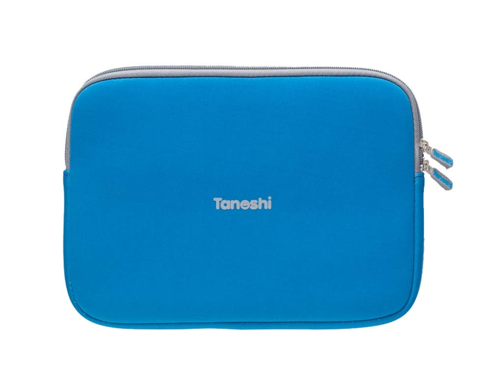 Laptop Sleeve 10.1-Inch for Tanoshi 2-in-1 Kids Computer, Blue (Blue)