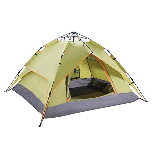 2-3-Person-Instant-Setup-Camping-Tent-Automatic-4-Season-Waterproof-Double-Layer-Backpacking-Tent-for-Hiking-FishingOutdoor-Family-Tent-Sun-Shelter-for-Beach-Travel-Rainbows-Houses