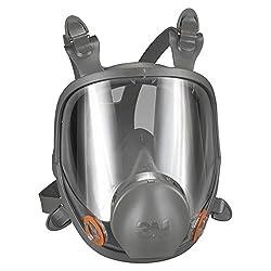 3M Full Facepiece Respirator 6000 Series, Reusable