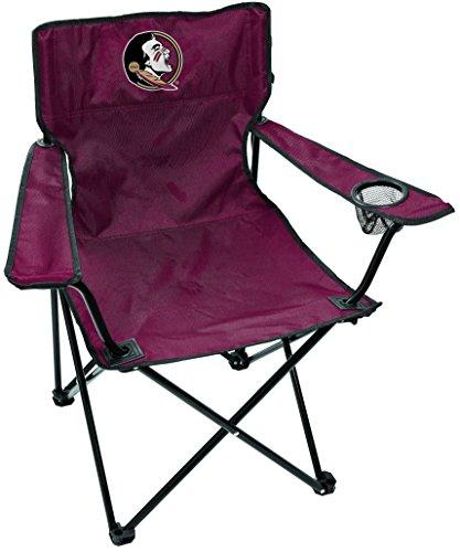 Rawlings NCAA Florida State Seminoles Unisex LP0056NCAA Game Changer Chair, Black, Adult