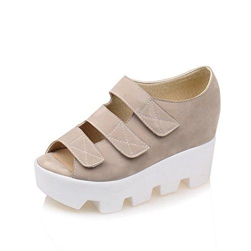 AN Womens Sandals Huarache Water_Resistant Urethane Sandals DIU00733 Beige 6MJS24JuN