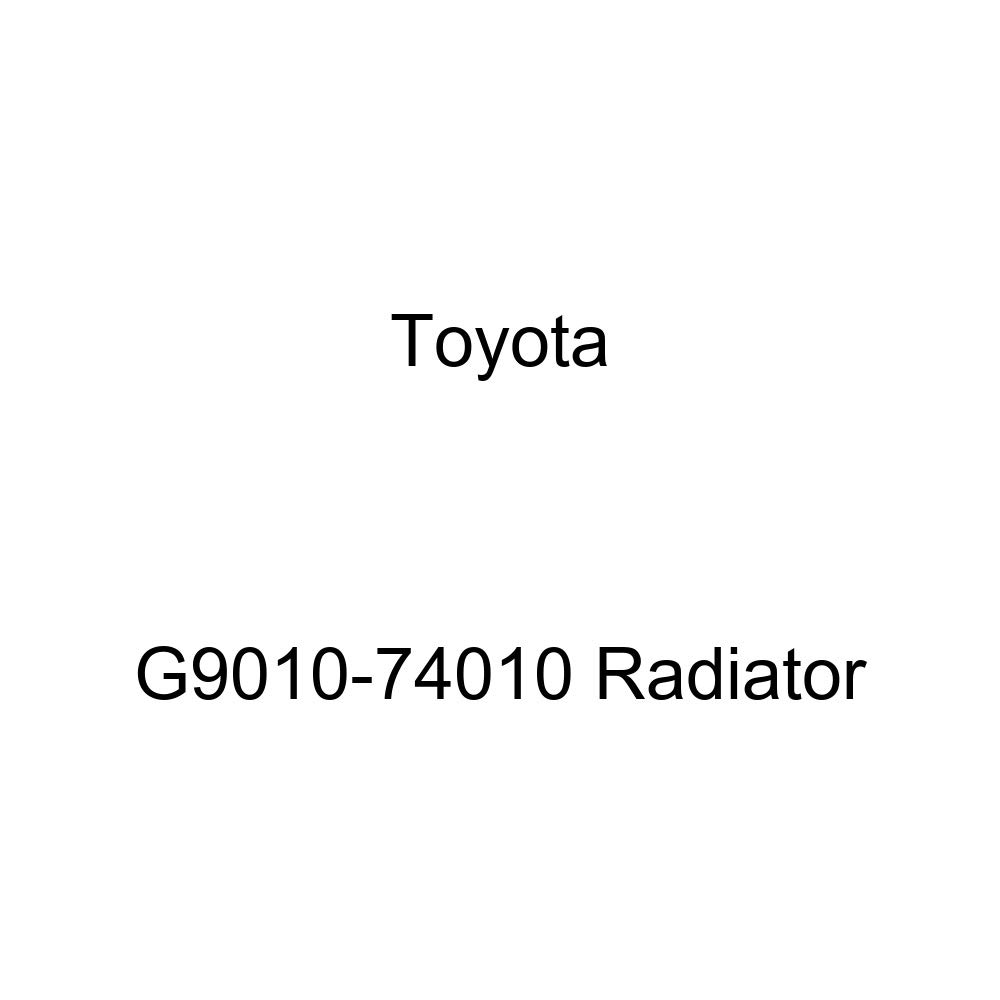 Toyota G9010-74010 Radiator
