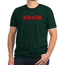 CafePress - Dylan Klebold - Wrath Women39;S T-Shirt - Men's Fitted T-Shirt, Stylish Printed Vintage Fit T-Shirt