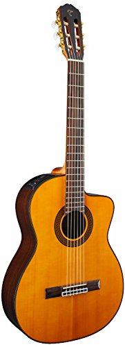 Takamine GC5CE-NAT Acoustic Electric Classical Cutaway Guitar