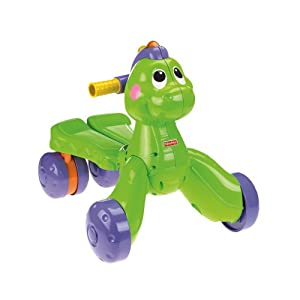 Fisher-Price Go Baby Go! Stride-to-Ride Dino