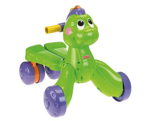 Fisher Price Baby Stride Ride Dino