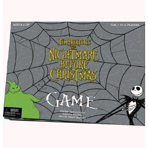 Neca Nightmare Before Christmas Board Game