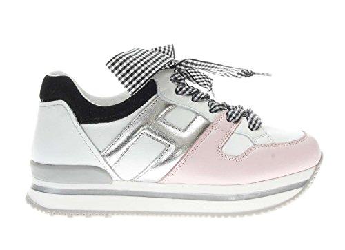 H Junior Hogan Multicolor 222 Bambina Sneaker fustellata EEpqFx