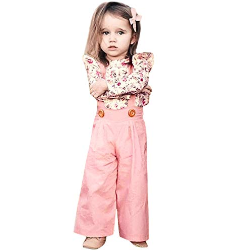 kaiCran Toddler Baby Girls Sweet Autumn Outfits Long for sale  Delivered anywhere in USA