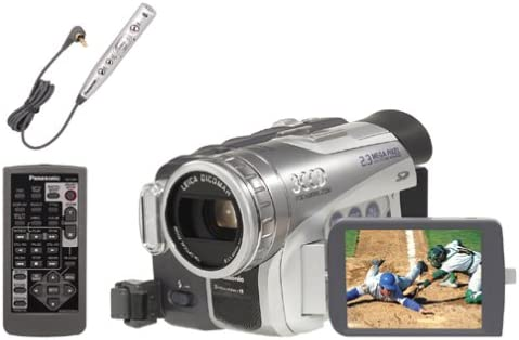 Panasonic PVGS200 3CCD MiniDV Camcorder w/10x Optical Zoom (Discontinued by Manufacturer) 417GCWE3GHL