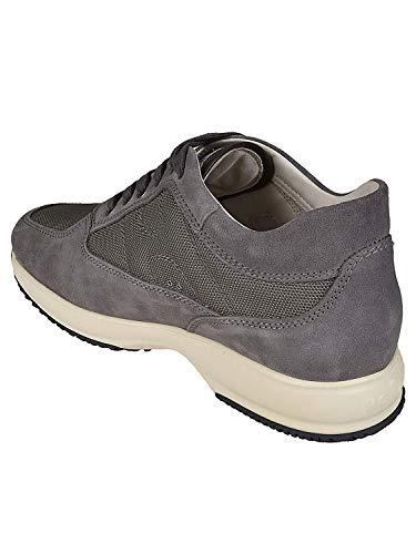 Blu B2AOPLA Scarpa Denim Sneakers Interactive HXMOONOOE10 Uomo MOD Hogan 0qZUY7n