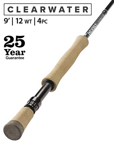(Orvis Clearwater 12-Weight 9' Fly)