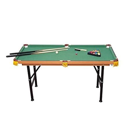 Mini mesa de billar Junta Superior mesa de billar juego 4,5 m ...