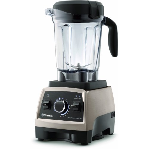 Vitamix Professional Brushed Stainless Container