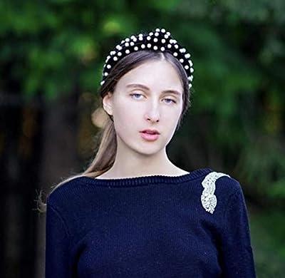 Top-knot Embellished Headband