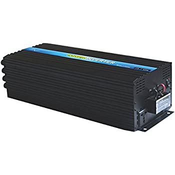 Amazon Com Nimtek Mm5000 Pure Sine Wave Off Grid Inverter