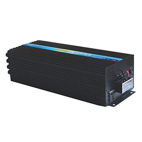 NIMTEK ML5000 Pure Sine Wave Off-grid Inverter, Solar Inverter 5000 Watt 48 Volt DC To 220 Volt AC by NIMTEK Solar Inverter