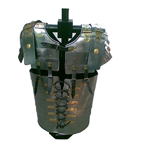 Armour Roman - NAUTICALMART Medieval Roman Lorica Segmentata - Wearable Costume