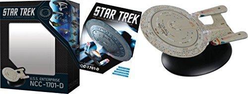 Star Trek Starships Best Of Figure #1 U.S.S. Enterprise NCC-1701-D