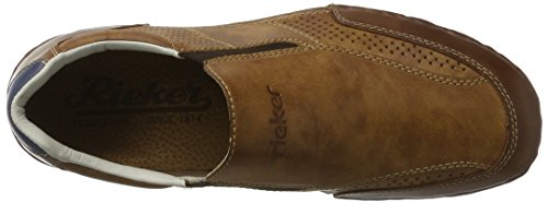 Royal 40 B8275 Marron EU Peanut Homme Marron Mocassins Rieker 25 Kastanie 1gq7w41