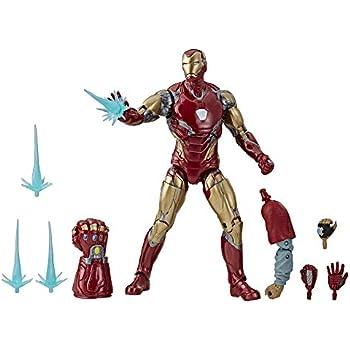 Amazon.com: Hasbro Marvel Legends Series 6