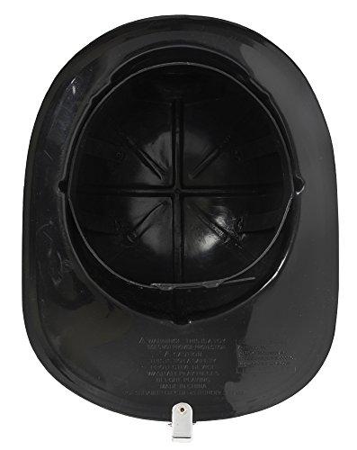 Aeromax-Jr-Firefighter-Helmet-Black-Adjustable-Youth-Size