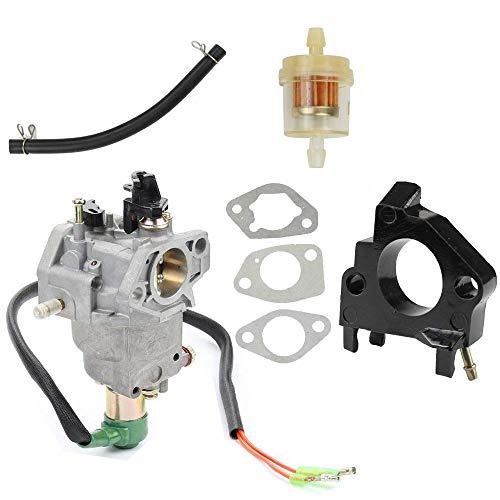Coolwind Carburetor Air Filter Fits Honda GX390 5KW 13HP Chinese 188F Generator Engine