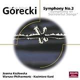 Górecki: Symphony No.3