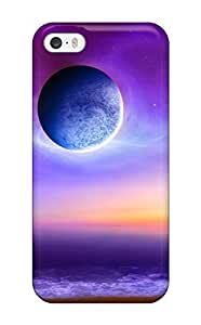 Gaudy Martinezs's Shop Slim Fit Tpu Protector Shock Absorbent Bumper Case For Iphone 5/5s 2561441K73873766